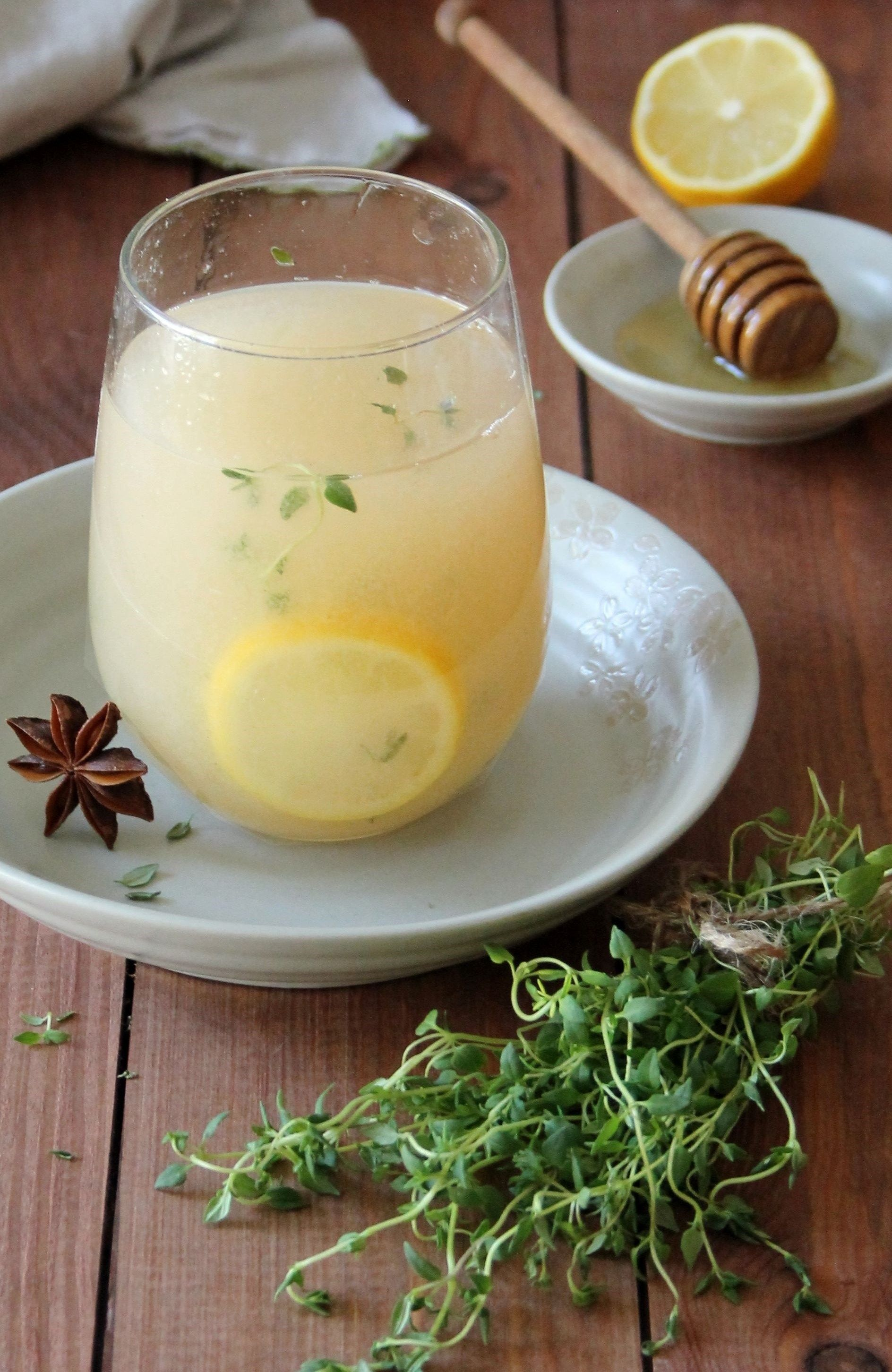Cough throat soothing tea recipe tea for cough food