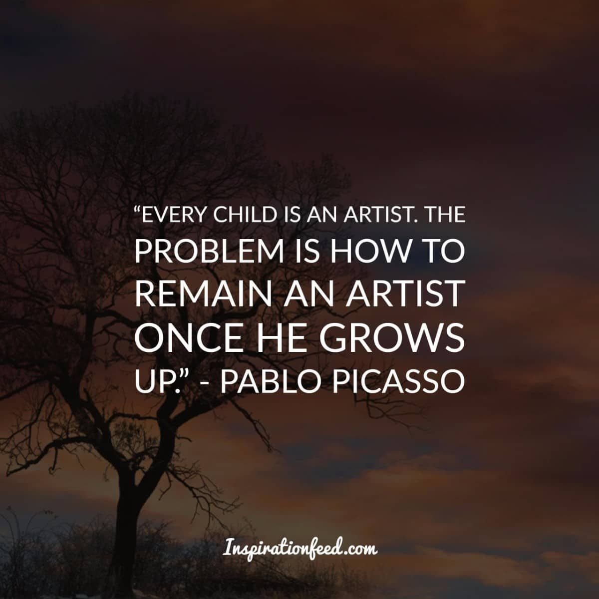 30 Pablo Picasso Quotes On Creativity