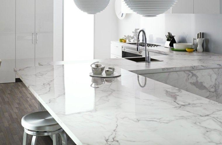 Resultado de imagen de marmol cocina | cocinas | Pinterest | Mármol ...