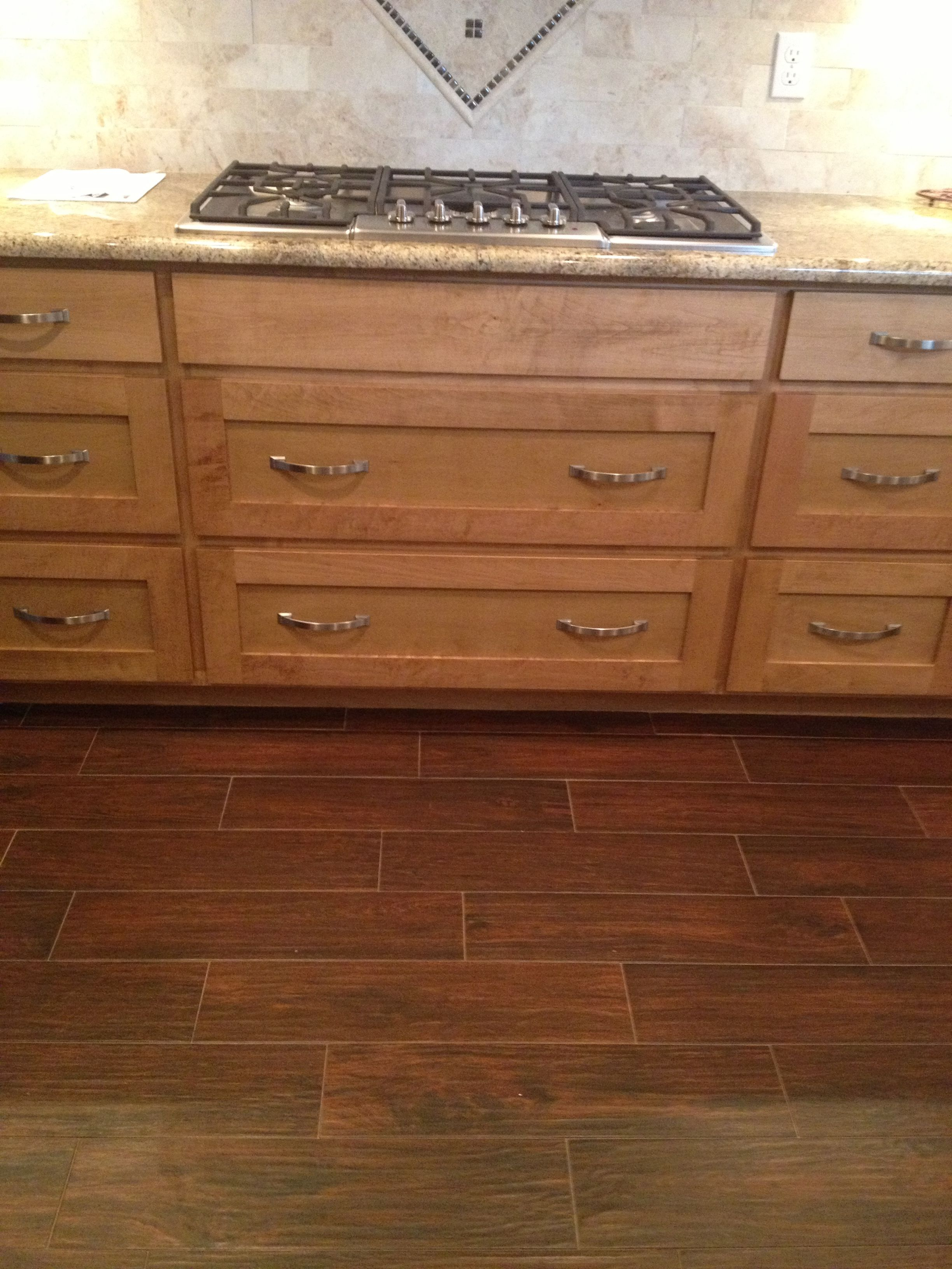 Wood flooring in kitchens and baths wood plank tile tile flooring ceramic wood tile planks wood plank tile flooring dailygadgetfo Image collections