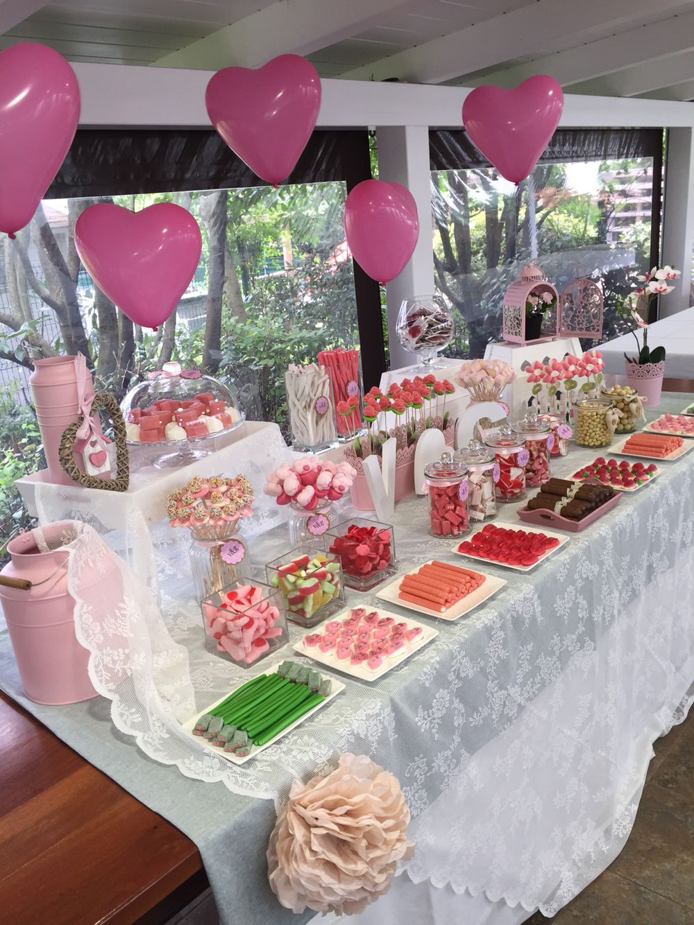 63 candy bars creativos para una boda exquisita 2018 mesa de dulces celebracion y perfecta - Ideas decoracion bar ...