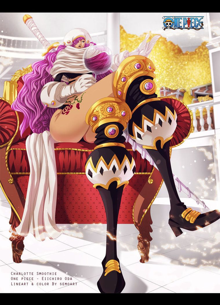 Image result for smoothie one piece