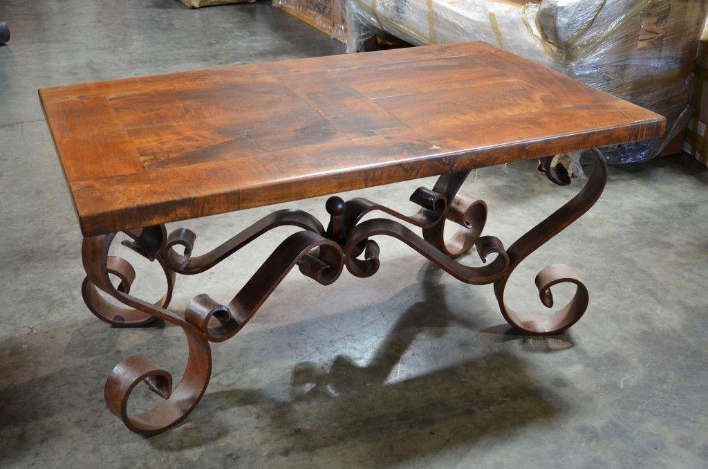 Wrought Iron Coffee Table Base Porfirio Coffee Table Sillas