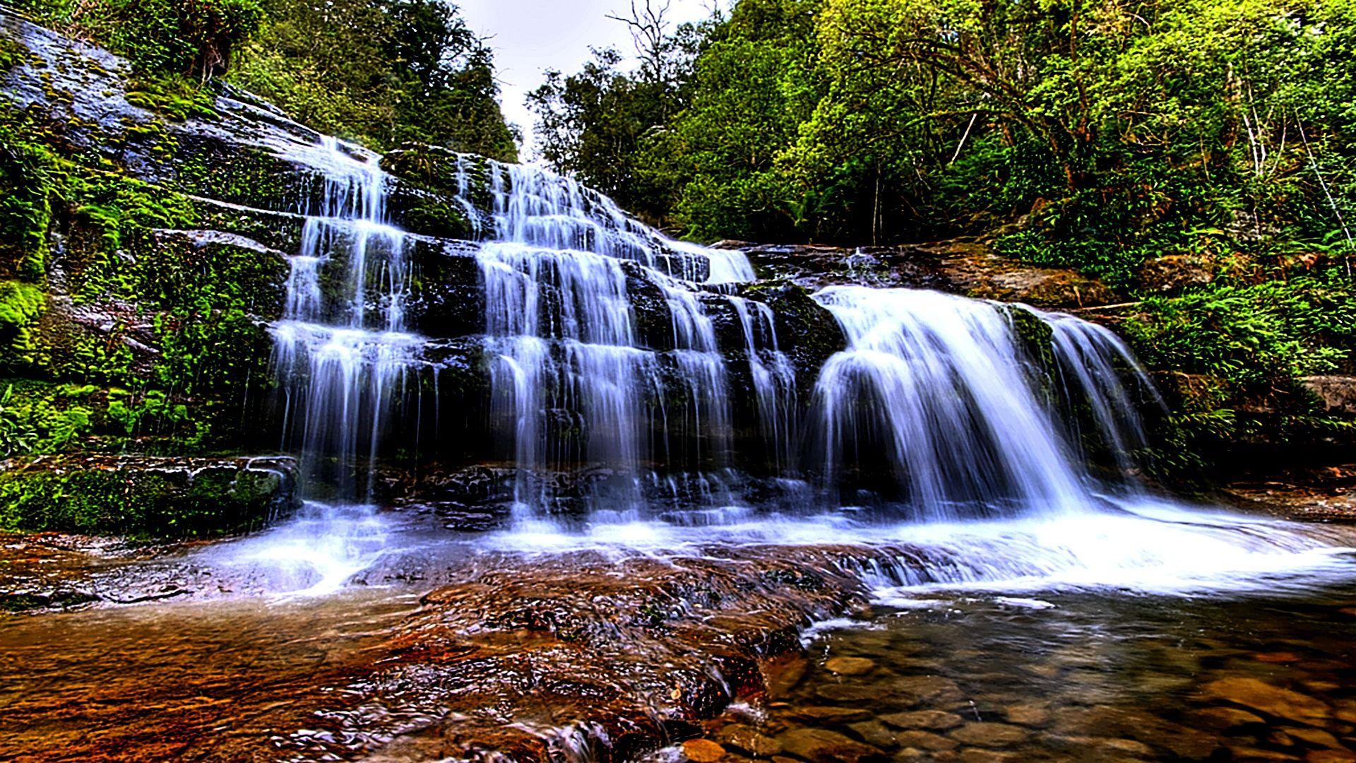 waterfall live wallpaper free app download android freeware