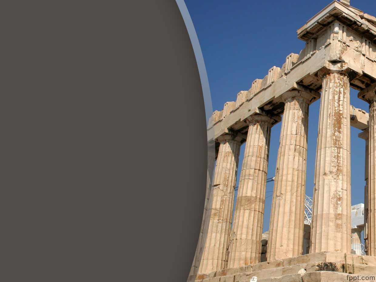 Fttp Free Parthenon Powerpoint Templates Is A Free Greece