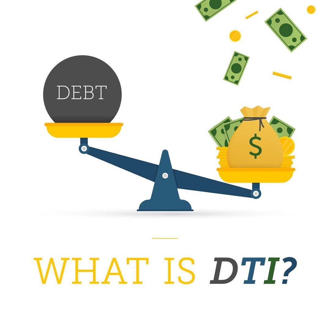Your Debt To Income Ratio Dti Your Monthly Debt Payments By Your Gross Monthly Income Mortgage Len Debt To Income Ratio Refinance Loans Mortgage Brokers