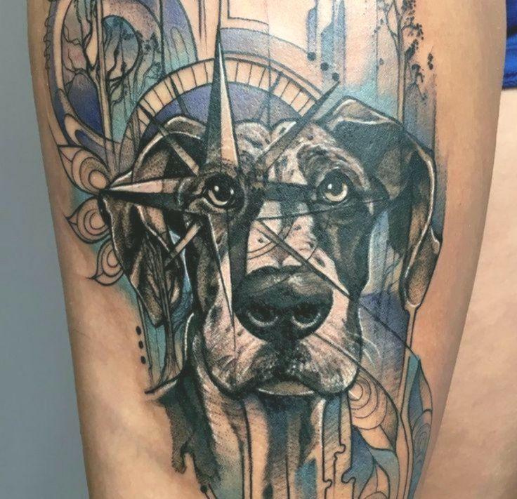 Great Dane Dog Tattoos Gallery Dane Dog Gallery Great