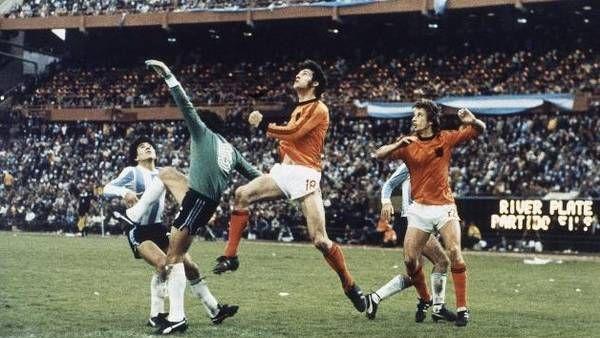Argentina 3 Holanda 1 (Final de la Copa del Mundo Argentina 1978,Estadio Monumental,Buenos Aires,25/06/1978)
