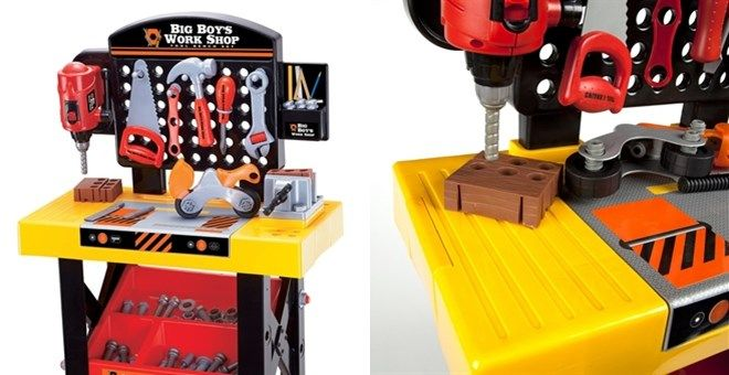 Tool Tech Toys