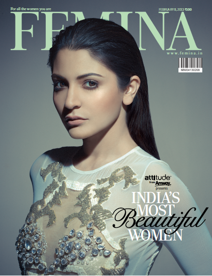 anushka sharma- femina magazine [india) (feb 2013)