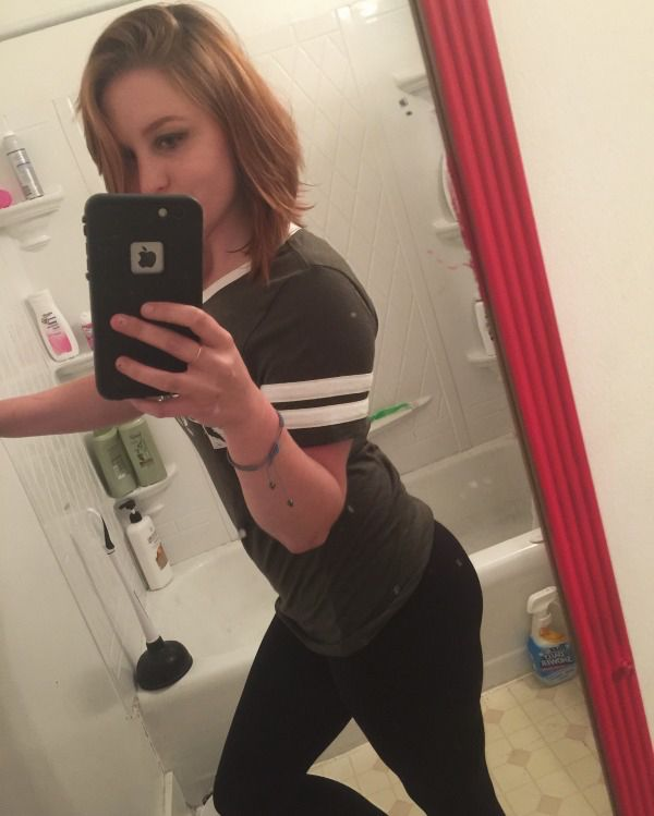 Sexy ebony teen sucks and rides dildo on cam
