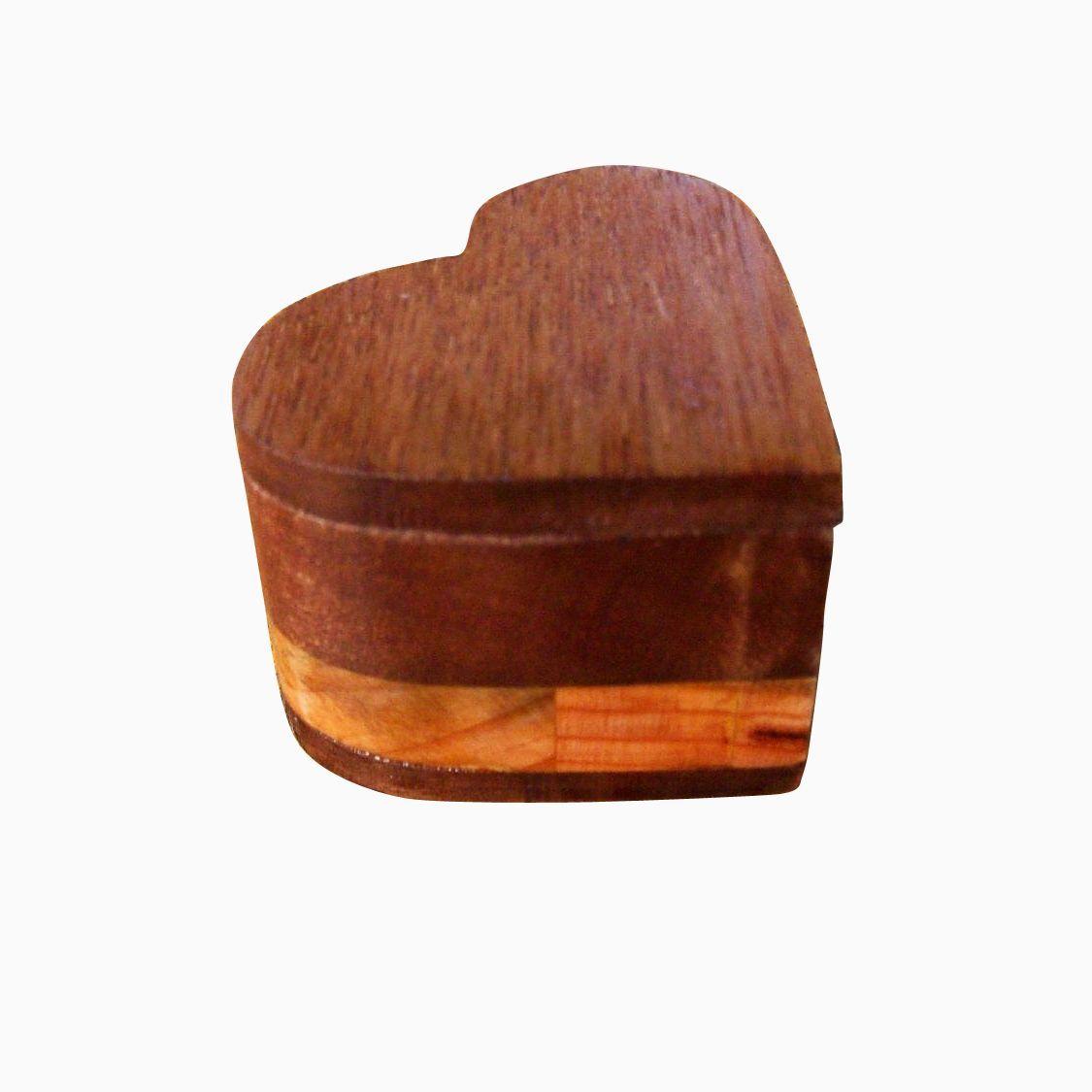 Custom Made Heart Shaped Wooden Ring Box Wooden Ring Box Wooden Rings Ring Box