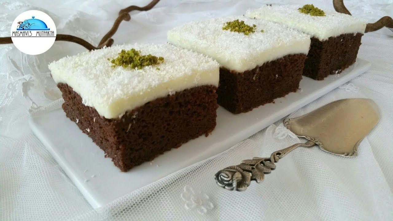 Dünyanın en kolay yaş pastası tarifi – Üç ana malzemeli şipşak hazır nefis yaş pasta nasıl yapılır