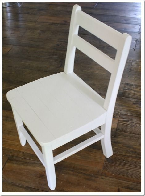 DIY Farmhouse Kitchen Chairs | Them, Farmhouse dining rooms and ...