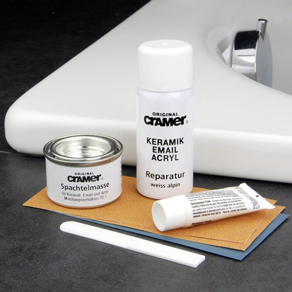 Cramer Ceramic, Enamel & Acrylic Scratch & Chip Repair Kit ...