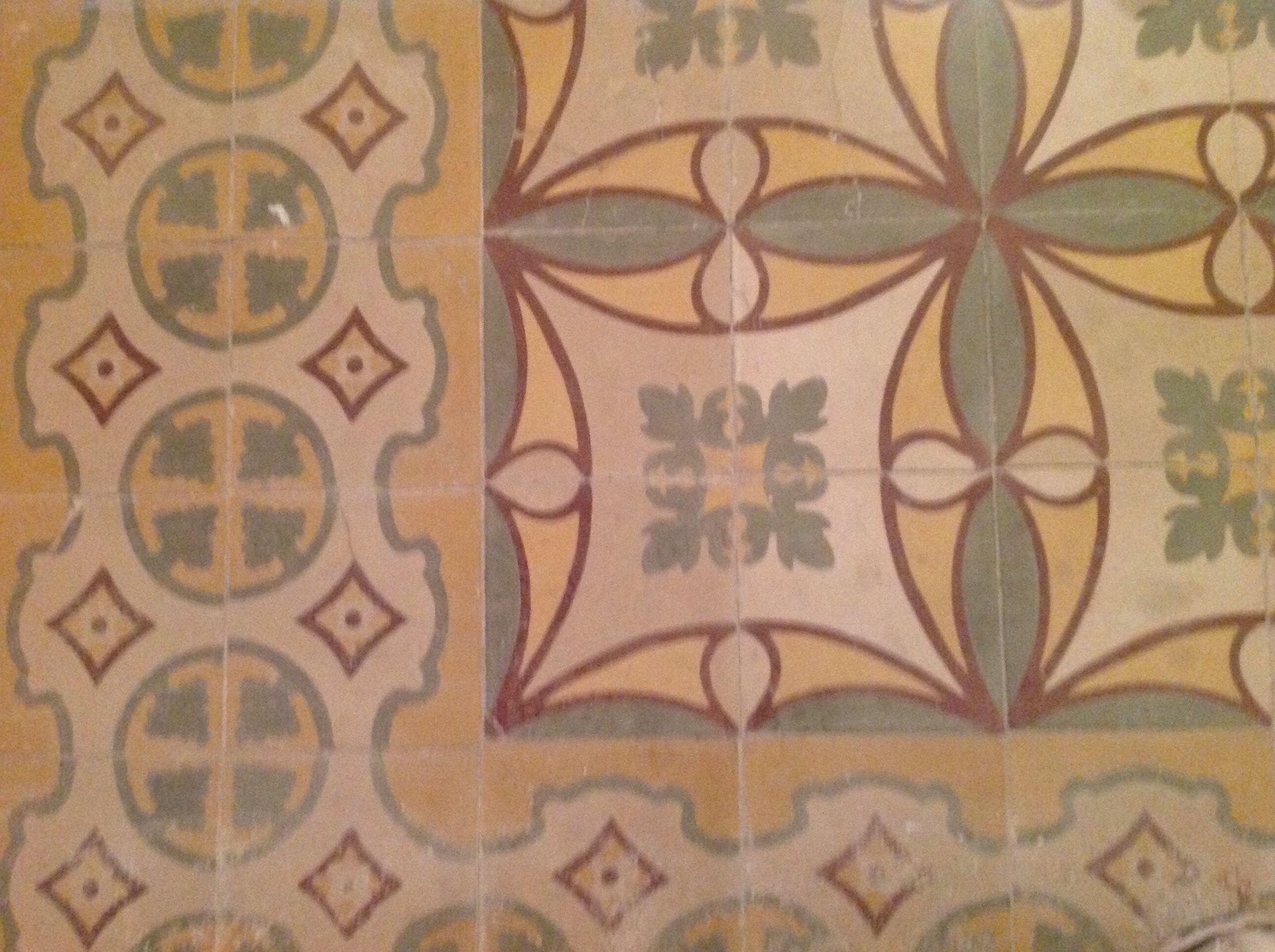 Maltese Traditional Floor Tiles The Maltese Islands Pinterest