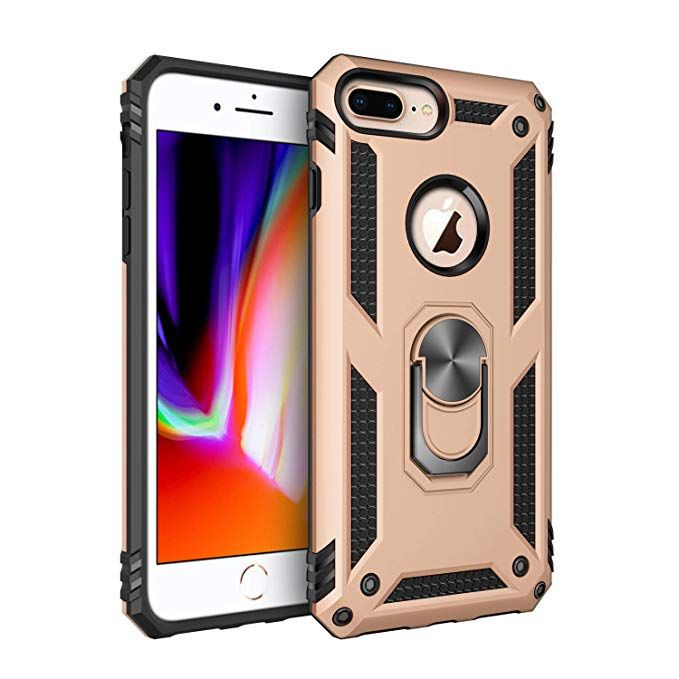 check out e94cd 0e7d6 Amazon.com: Military Grade Drop Impact for iPhone 8 Plus Case iPhone ...