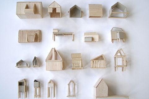 Hamster Toy Ideas Popsicles Google Search Wooden Bird Houses Hamster Diy Hamster House
