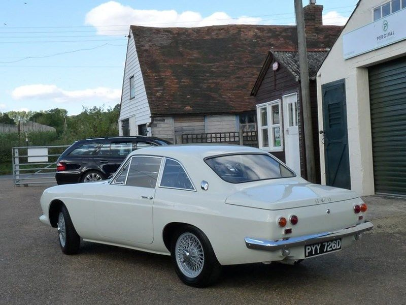 1966 Reliant Scimitar Se4a Coupe, In Outstanding Condition for Sale ...