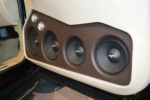 escalade custom car audio Google Search Speaker Boxes