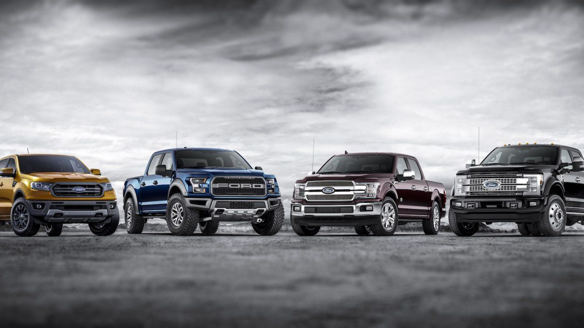 Pickup Suv Or Crossover Ford F Series Ford Trucks Super Duty Trucks