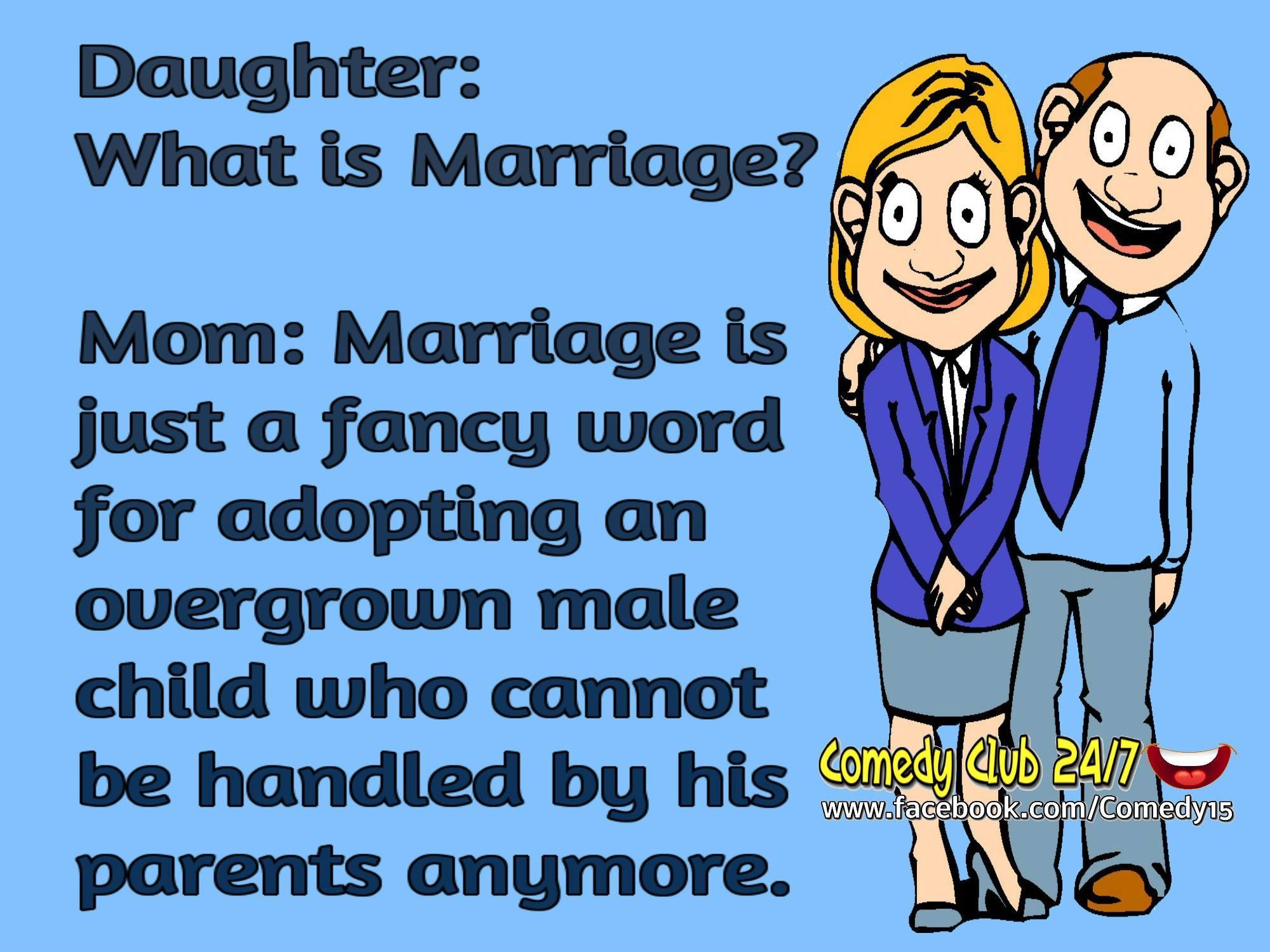 What Is Marriage Joke Marriage Quotes Funny Funny Quotes Jokes Quotes