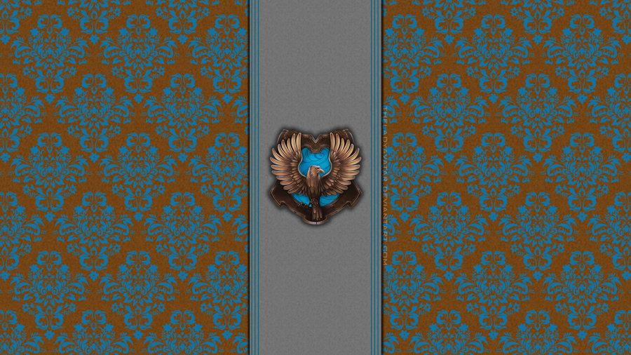 hogwarts house wallpaper ravenclaw by theladyavatar on deviantart hp ravenclaw pinterest. Black Bedroom Furniture Sets. Home Design Ideas