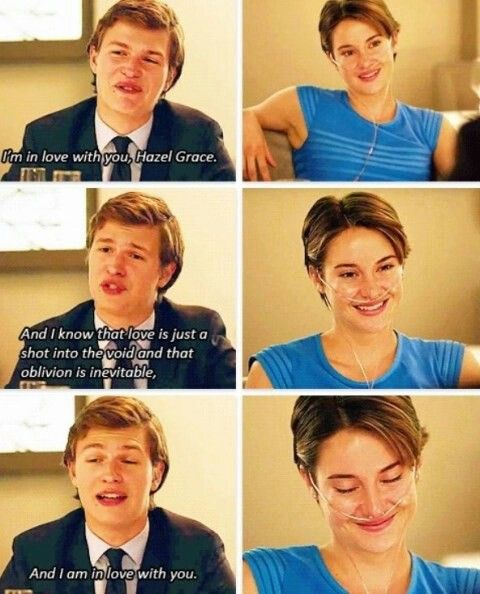 The Fault In Our Stars With Images The Fault In Our Stars