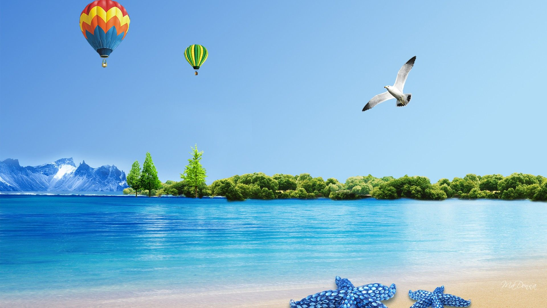 Summer Backgrounds Wallpaper | Water | Pinterest | Summer ...