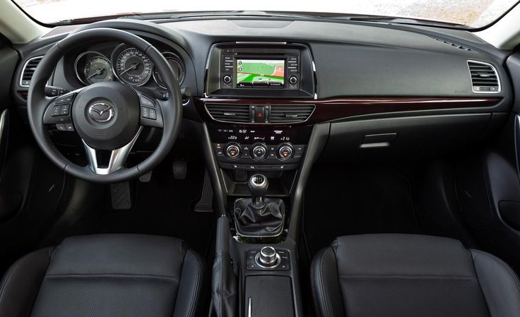 Beautiful Mazda 6 2014 New Interior Pictures. We Hear: 2014 To Gain Coupe, Mazdaspeed  Variants   Motor Trend