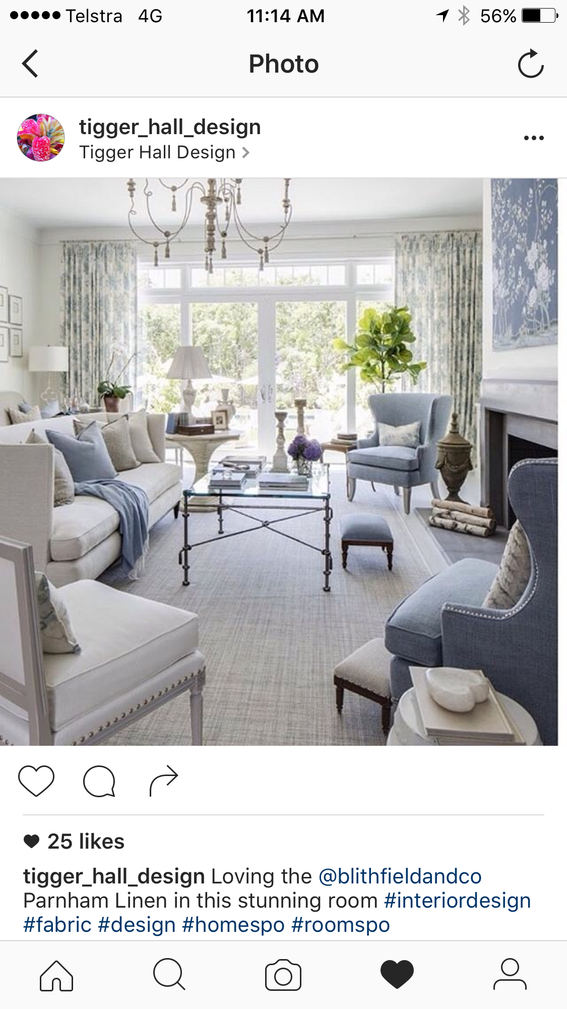 Kate Singeru0027s Great Room In The 2016 Hampton Designer Showhouse