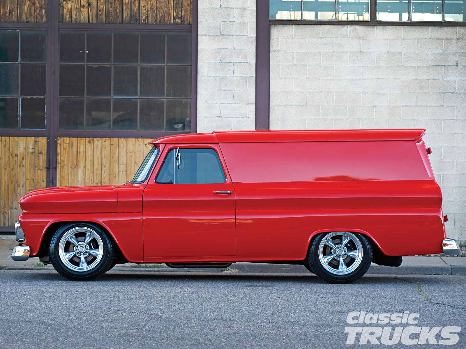 1965 chevy truck 1965 chevrolet panel truck big truck for little brother photo