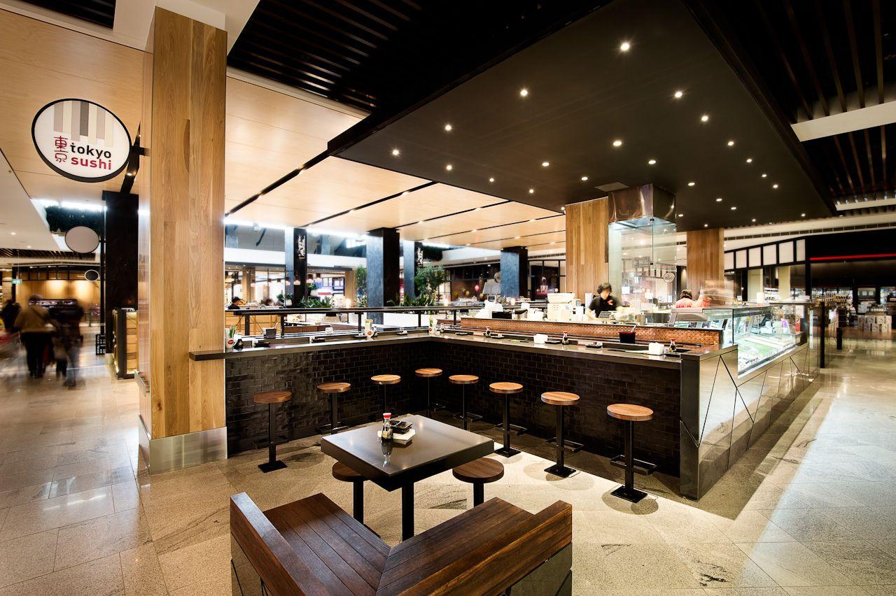 Tokyo Sushi, Macquarie - Mima Design - Creating Branded Retail + Hospitality Environments