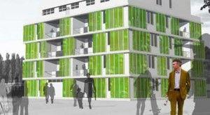 Las tecnologías verdes hoy en día son más populares que nunca. No dejan de aparecer proyectos de edificios que se alimentan por energía del viento y del sol. Ahora viene la hora del primer edificio en el mundo que se alimentará por algas. + info: http://www.ecoapuntes.com.ar/2012/11/alemania-tendra-el-primer-edificio-del-mundo-alimentado-por-algas/