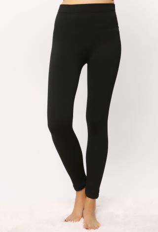 Winter Essential Fleece Leggings | Shop Leggings  Black