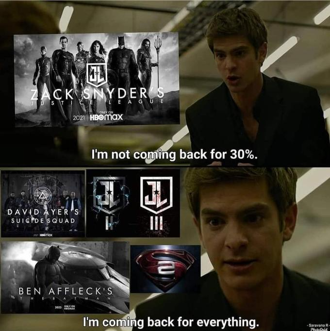 Pin On Snyder Cut Memes