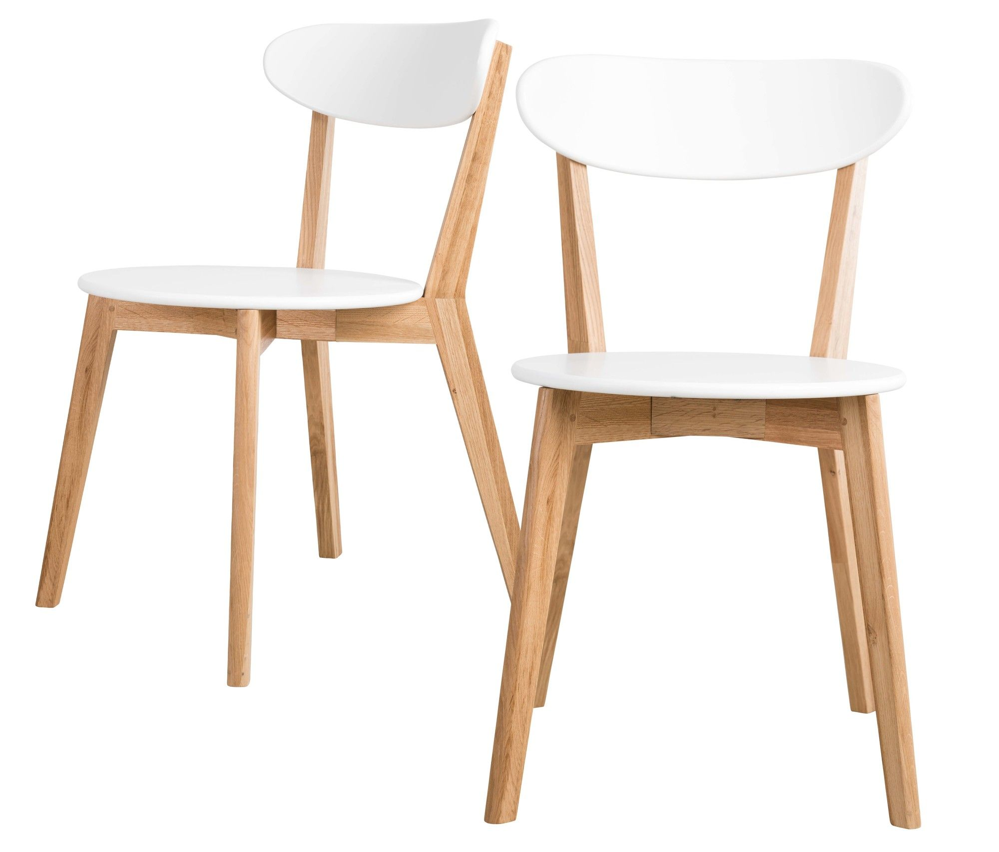 Oslo Dining Chairs (Set of 2) by Estudio Furniture. Get it