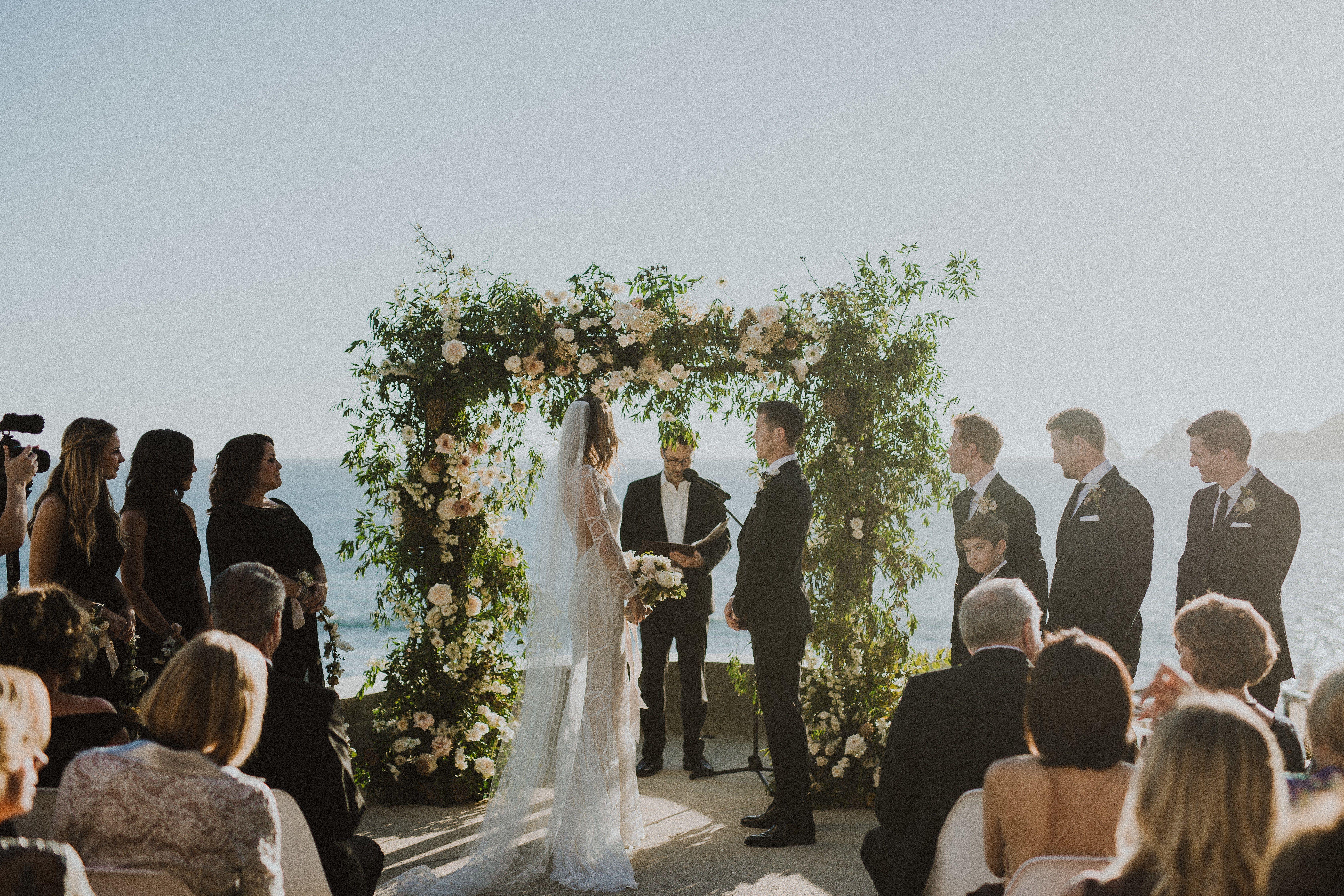 A Destination Wedding in Cabo San Lucas, Mexico Cabo san