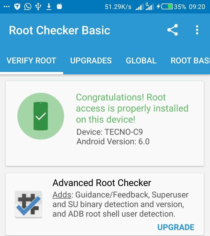 How To Successfully Root Tecno Camon C9 : Tech Blog in