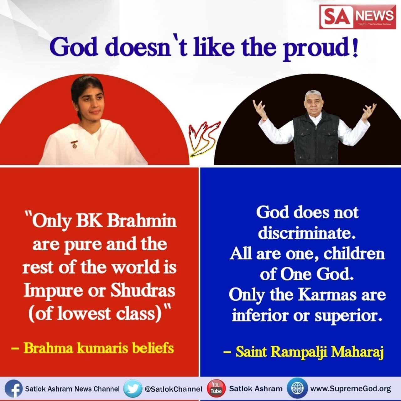 Brahmakumaris_exposed we should worship the god whose