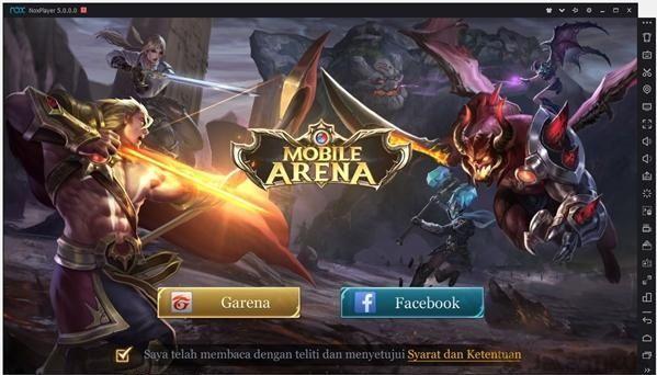 Tips Cara Bermain Mobile Arena Aov Di Pc Tanpa Lag Terbaru
