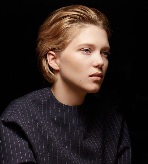 Lea Seydoux Tumblr Haircut Pictures Haircut Images Short Hair Styles