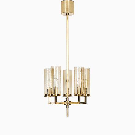Mid-Century Deckenlampe von Hans-Agne Jakobsson für Hans-Agne - deckenleuchten für badezimmer