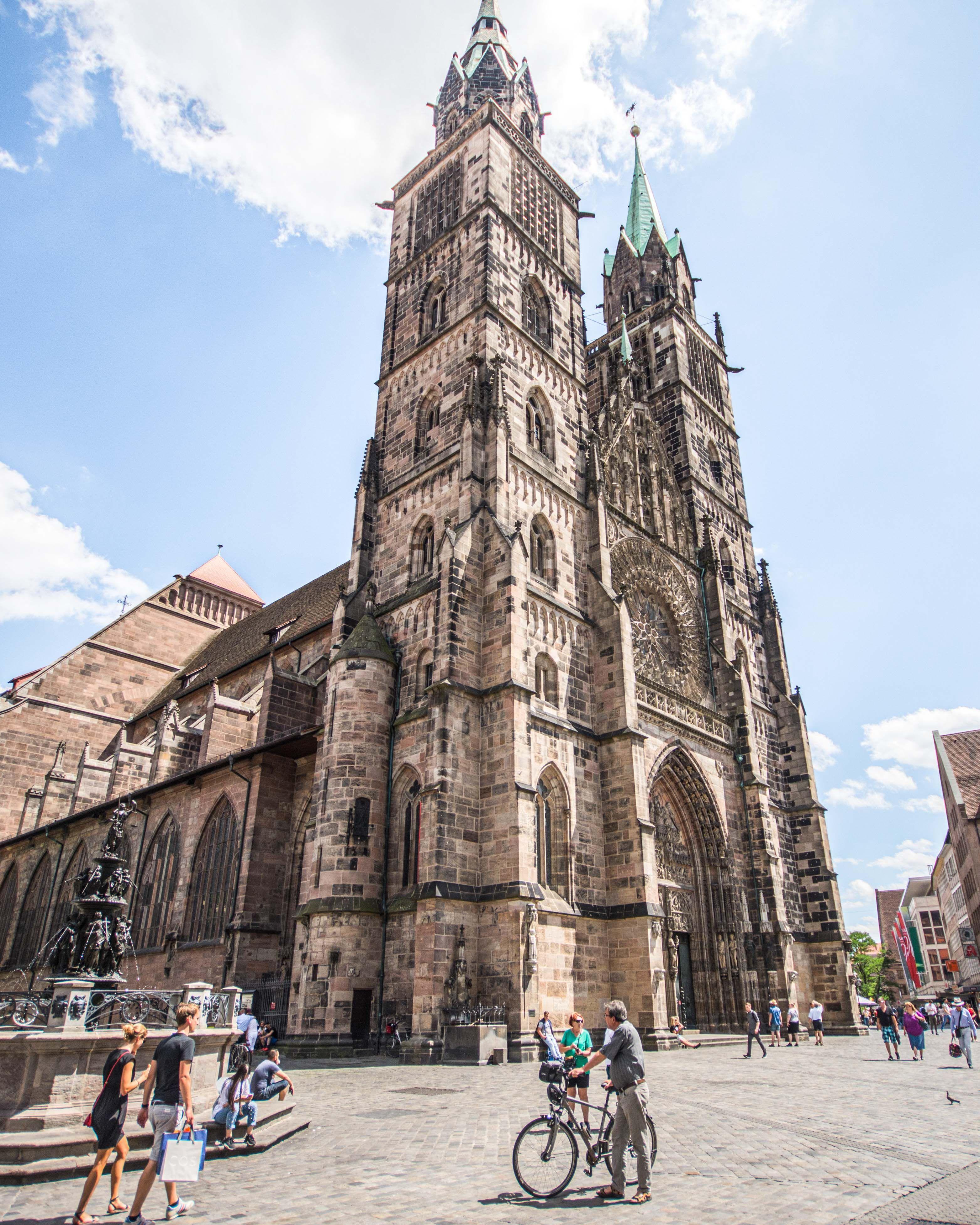 Müller Nürnberg Innenstadt
