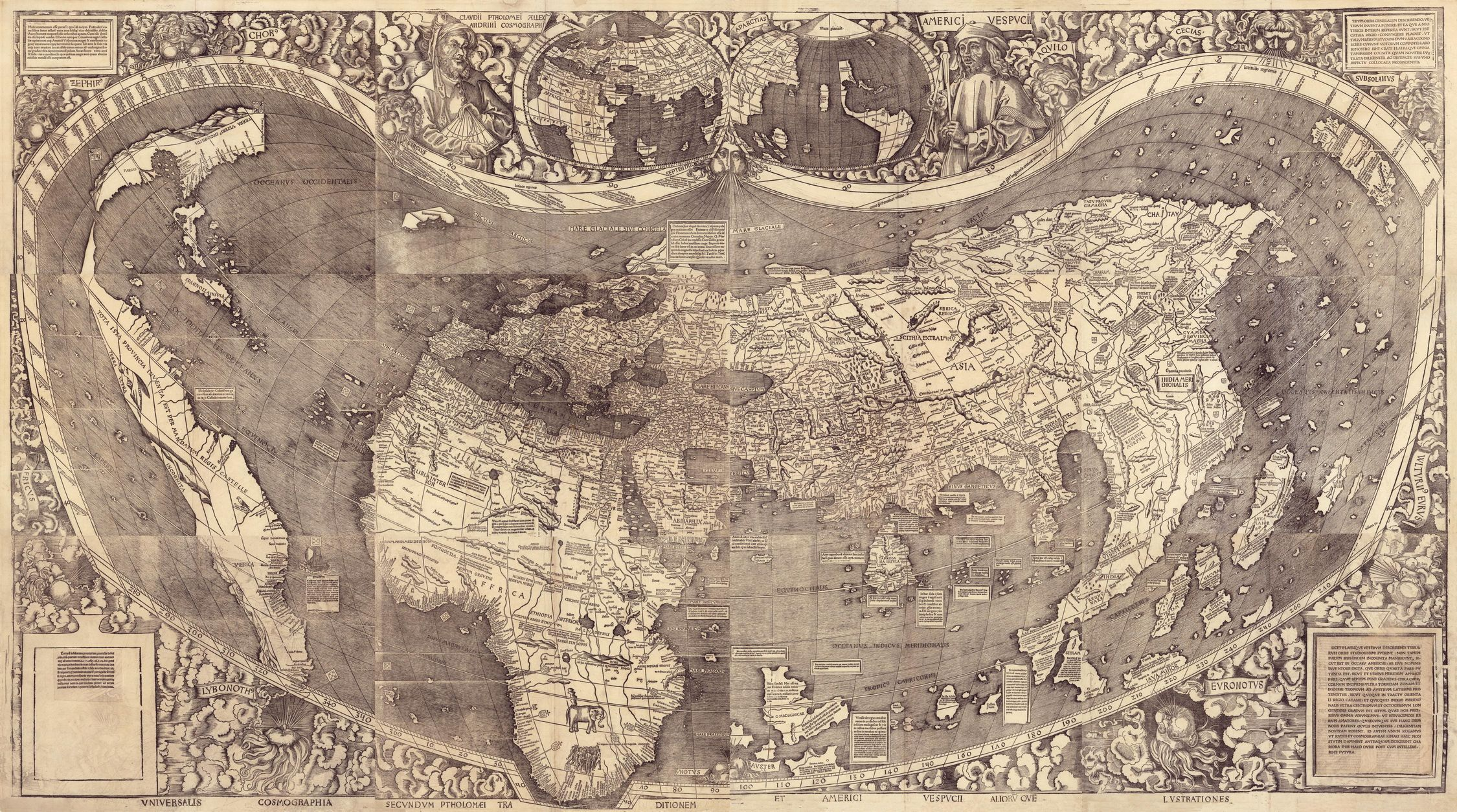 Ten of the greatest maps that changed the world monochrome and ten of the greatest maps that changed the world gumiabroncs Gallery