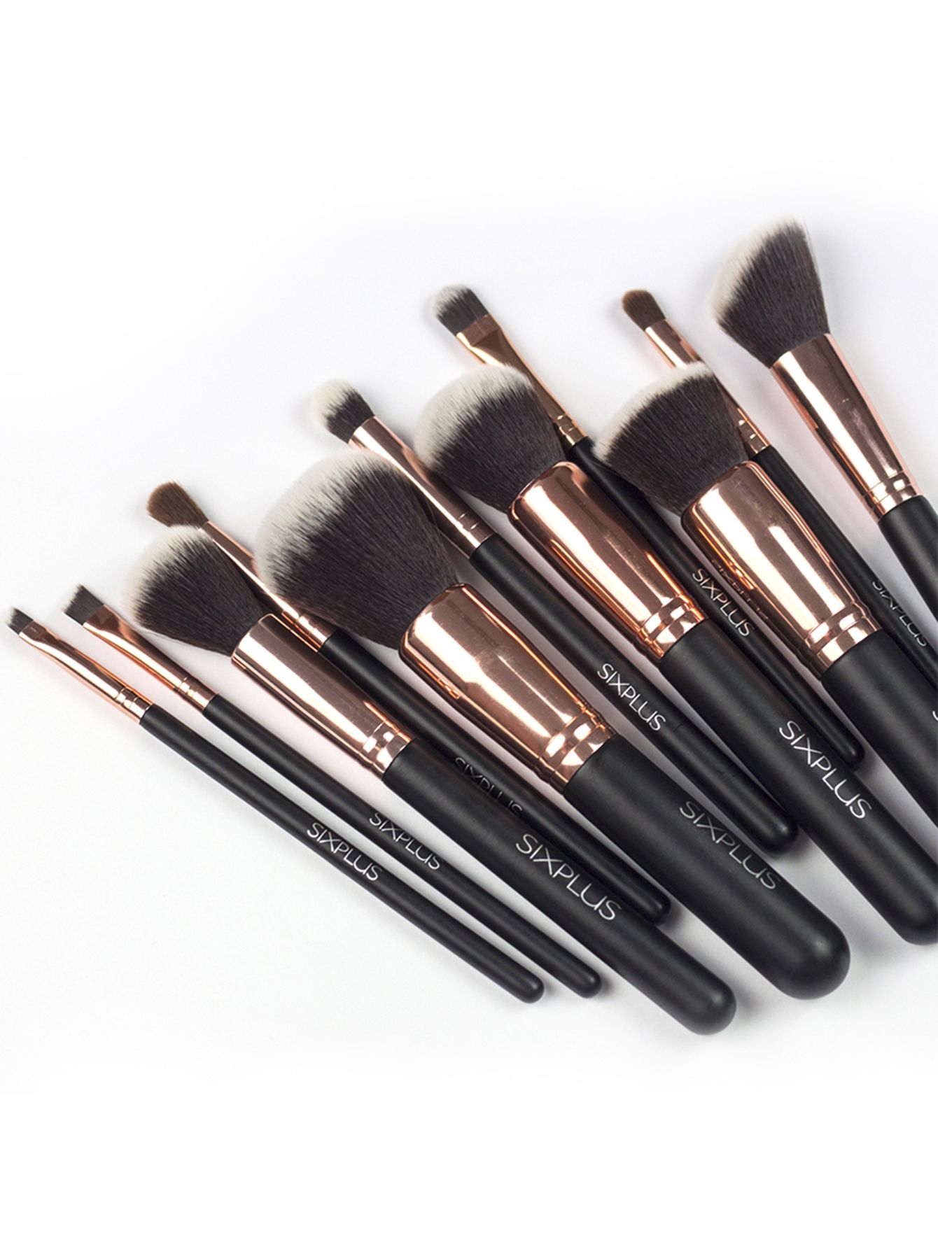 7dce3f7261 Shop Professional Makeup Brush Set online. SheIn offers Professional Makeup  Brush Set & more to fit your fashionable needs.