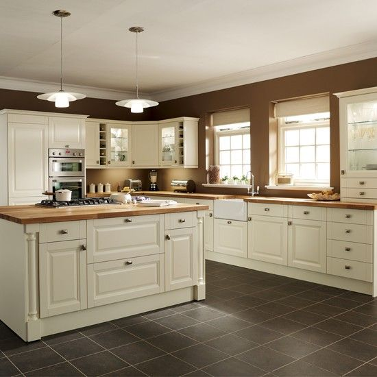 Cream Cabinets Kitchen Ideas: Pin By Kate Benjamin On Home N Things