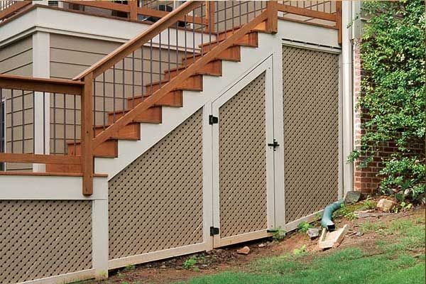 Best Need Outdoor Storage Design Your Deck Or Porch To Do 400 x 300
