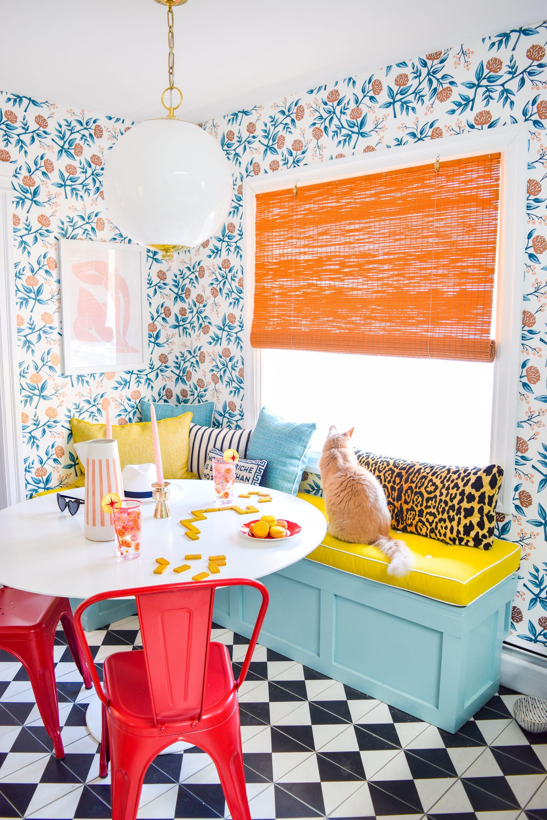 Retro Glam Kitchen Glam Kitchen House Interior Home Decor Kitchen
