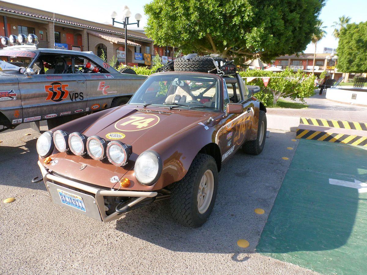 old porsche offroad - Google Search | Porsche Expedition | Pinterest ...